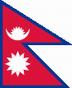 Drapeau du Népal | Vlajky.org